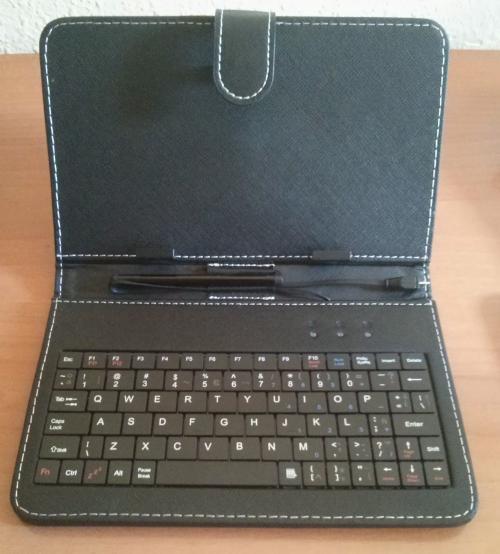 Review funda de cuero con teclado espa ol para tablet de 7 - Funda tablet con teclado 7 ...