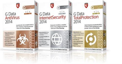Imagen - G Data anuncia las versiones de 2014 de sus productos