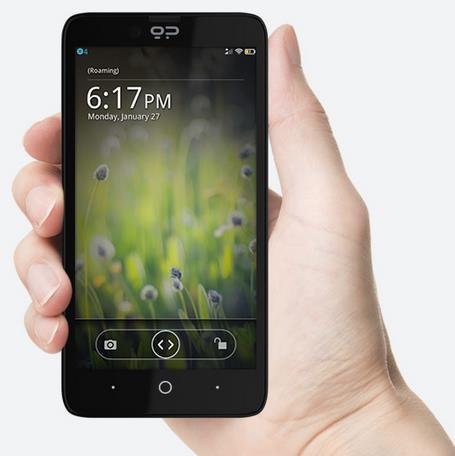Imagen - Geeksphone Revolution ya es oficial: características del móvil con Android y Firefox OS
