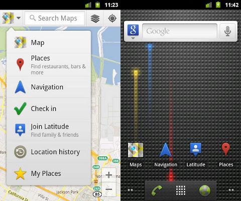 Imagen - Google Maps se actualiza a la versión 6.4.0 mejorando la velocidad de navegación