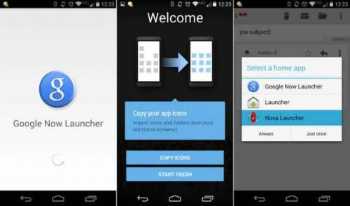 Imagen - Google Now Launcher estaría disponible para todos