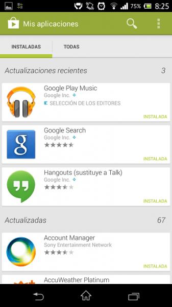 Imagen - Google Play Store se actualiza para Android con interesantes novedades