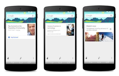 Imagen - Google Search para Android se actualiza con nuevas tarjetas y más novedades