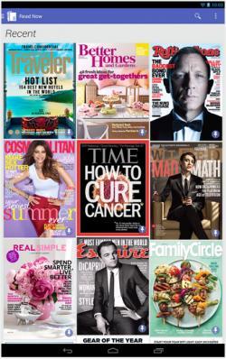 Imagen - Google Play Kiosko: revistas, periódicos, blogs y páginas de noticias en una app