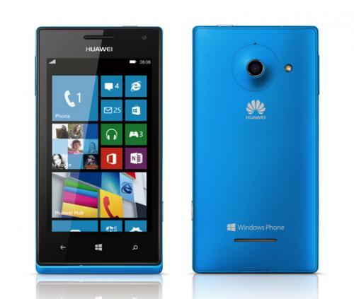 Imagen - Huawei Ascend W2 con Windows Phone y a precio asequible