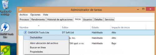 Imagen - Cómo desactivar programas que se inician con Windows 8