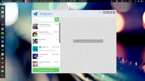 Imagen - Descarga Telegram para Windows, Linux o Mac