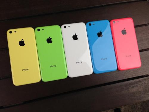 Imagen - Apple califica el iPhone 5C como un fracaso