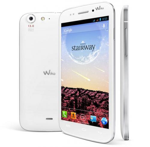 Imagen - Wiko Stairway, smartphone de gama alta a un precio bajo