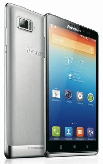 Imagen - Lenovo Vibe Z, el primer smartphone LTE de la compañía