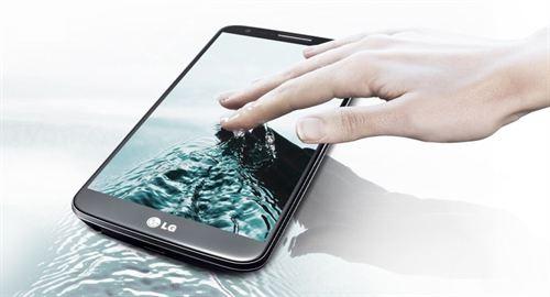 Imagen - LG permitirá desbloquear los smartphones con un doble toque en la pantalla