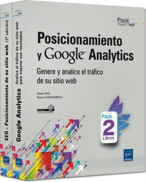 """Imagen - """"SEO - Posicionamiento de su sitio Web"""" y """"Google Analytics"""""""