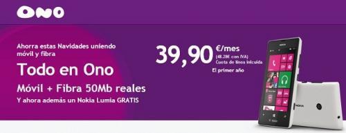 Imagen - ONO lanza nuevas tarifas convergentes y regala smartphones