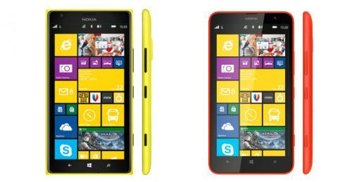Imagen - Nokia Lumia 1520 y 1320 llegan a España por 679 y 315 euros respectivamente
