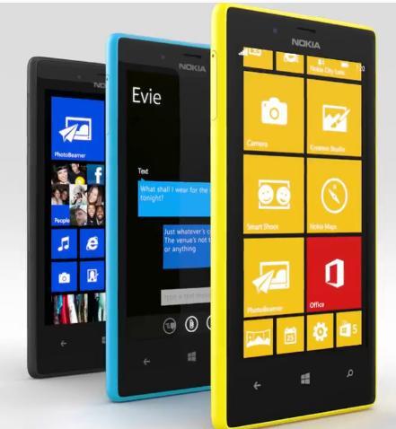 Imagen - Nokia presenta los Lumia 720 y 520 con Windows Phone 8