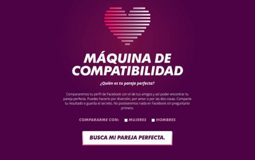 Imagen - Máquina de Compatibilidad, la nueva app de MTV para Facebook
