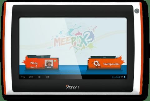 Imagen - Meep X2, otra tablet para niños