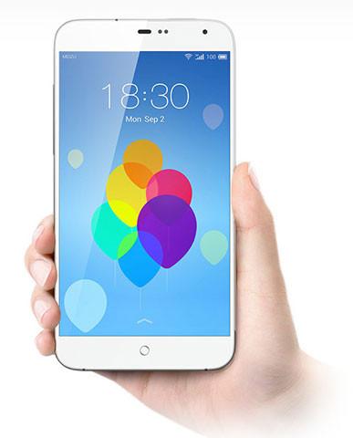 Los 5 mejores smartphones chinos del 2013