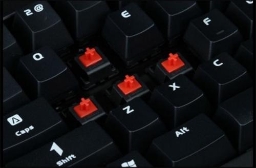 """Imagen - MSI lanza su primer teclado """"gamer"""""""