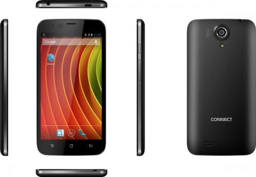 Imagen - CONNECT Q50 Parkour, el primer smartphone con tapa trasera táctil