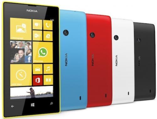 Imagen - Nokia Lumia 520 ya está en España a 179€ libre