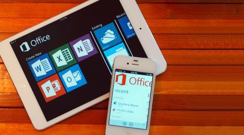Imagen - Office para iPad llegará muy pronto