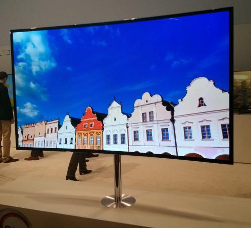 """Imagen - Samsung presenta un televisor UHD de 75"""", prepara uno de 105"""" y otro UHD OLED"""