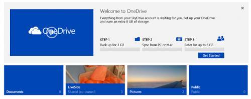Imagen - OneDrive permitirá conseguir espacio extra gratis
