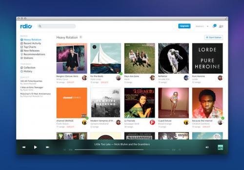 Imagen - Rdio sigue a Spotify y se vuelve gratis