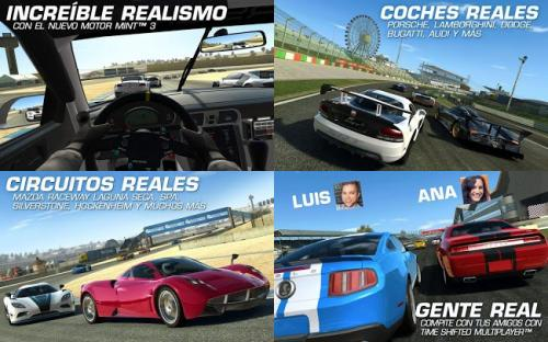 Imagen - Real Racing 3 ya disponible para iOS y Android gratis