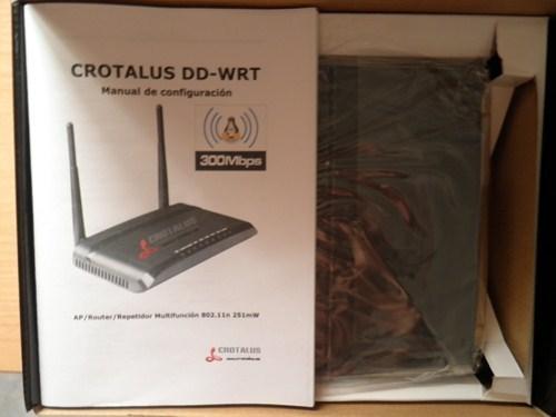 Imagen - Review: Crotalus DD-WRT 251mW