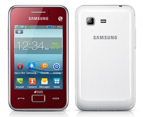 Imagen - Otro de la gama REX: Samsung REX 80