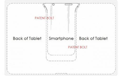 Imagen - Se filtra lo que podría ser el primer padfone de Samsung