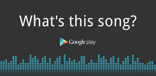 Imagen - Google lanza su aplicación para reconocer canciones, Sound Search