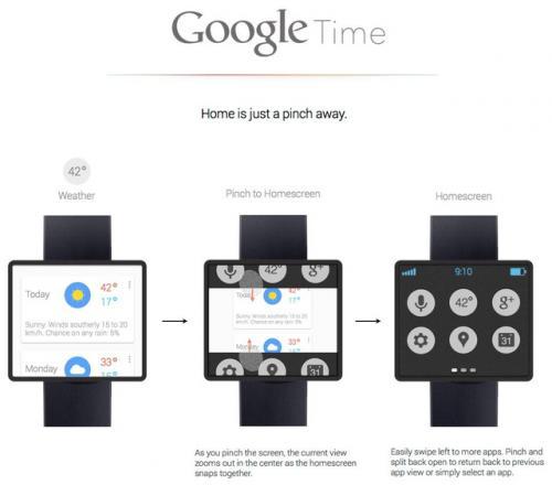 Imagen - Google también trabaja en un smartwatch