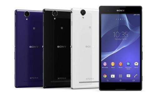 Imagen - Sony Xperia T2 Ultra, gama media de 6 pulgadas