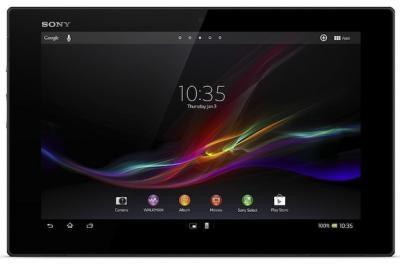 Imagen - Sony presenta el tablet de gama alta Xperia Tablet Z