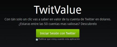 Imagen - ¿Cuánto vale nuestro Twitter?, un nuevo virus que afecta a nuestra cuenta de Twitter
