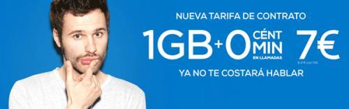 Imagen - Tuenti Móvil lanza una tarifa con 1Gb y llamadas a 0 céntimos por 7 euros
