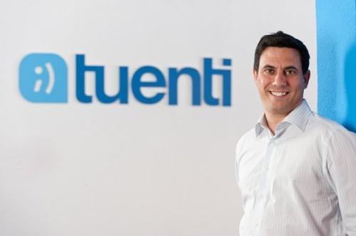 """Imagen - Entrevista a Sebastián Muriel, de Tuenti: """"No creo que estemos compitiendo con Facebook"""""""