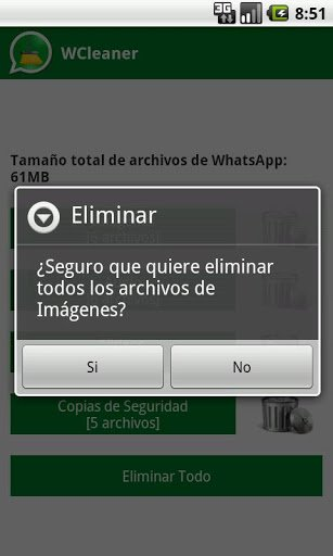Imagen - WCleaner, un limpiador de datos para Whatsapp