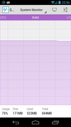 Imagen - System Monitor: controla al completo tu smartphone Android