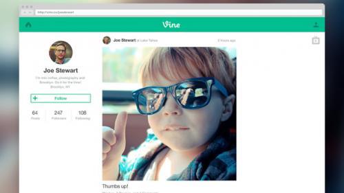 Imagen - Vine se traslada a la web para escritorio