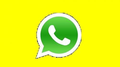 Imagen - ¿Qué es la imagen amarilla en la foto de WhatsApp?
