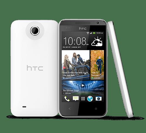 Imagen - HTC Desire 300, un gama baja a 160 €