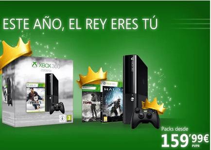 Imagen - Xbox 360 en oferta hasta el 7 de enero