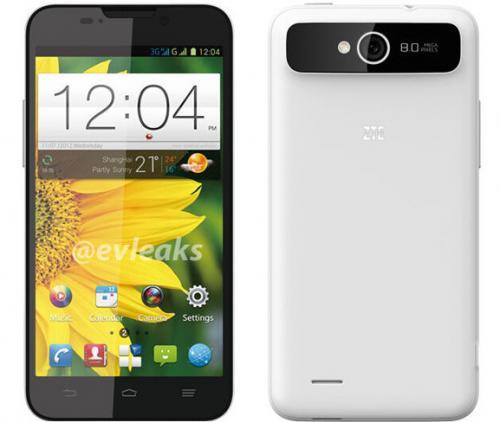 Imagen - ZTE Grand X Quad, otro teléfono de la compañía china
