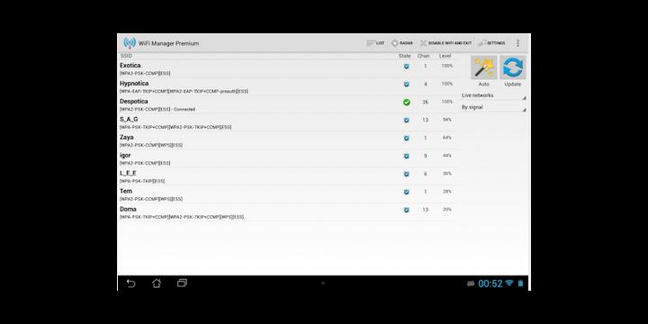 Cómo descifrar claves WiFi en Android