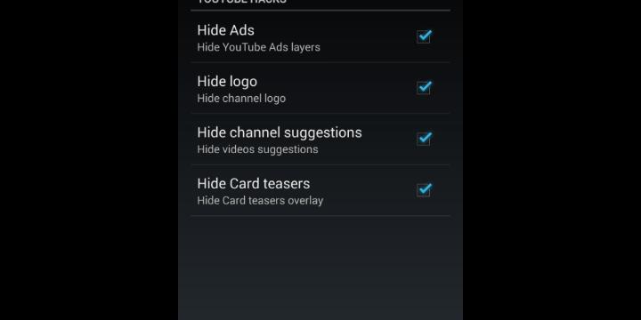 Elimina la publicidad de YouTube en Android