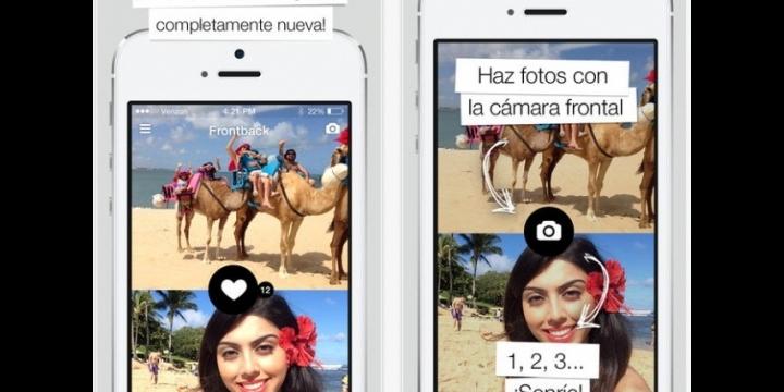 4 apps para hacer selfies con el móvil